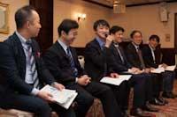 Picture: (from left to right) Mr. Yoshiyasu Ishii, Mr. Tsukasa Kanai, Mr. Masaki Tanaka, Mr. Shuhei Ishii, Mr. Toru Saito and Mr. Shinji Hattori.